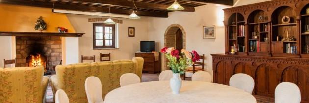 Agriturismo in Umbria - Casale Villa Chiara- Torgiano - Perugia