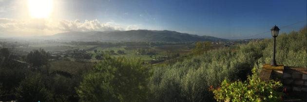 Immacolata 2016, Vacanze in Umbria