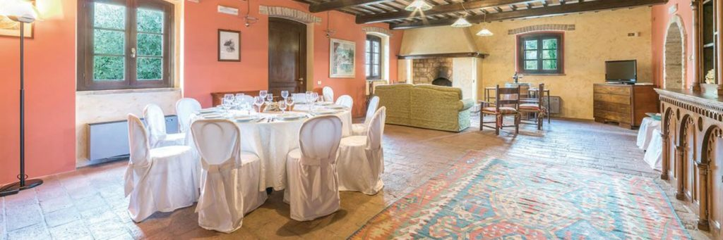 Agriturismo Umbria Torgiano Casale Villa Chiara