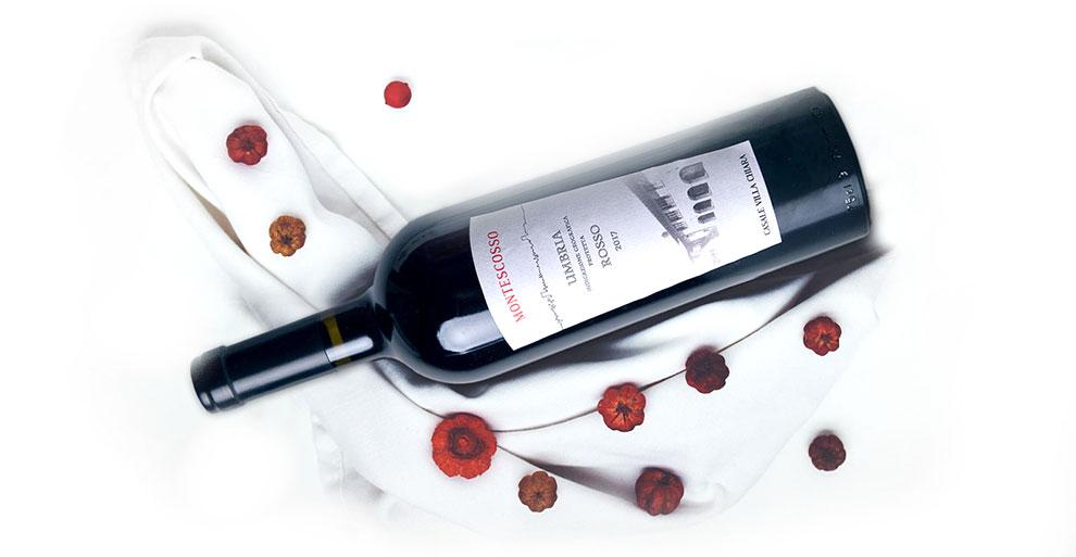 Montescosso Vino Rosso Umbria IGT Torgiano 2018